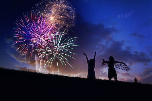 5 Places To See Fireworks Nearby - Pursuit of it All
