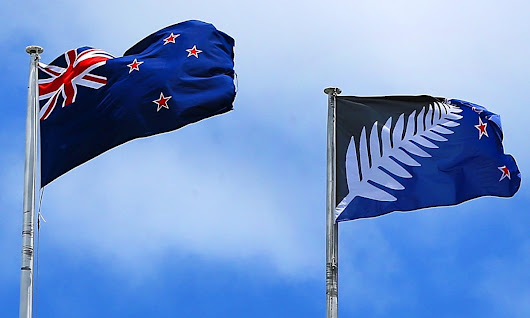 New Zealand flag vote: current flag wins with more than half the vote – live! | World news | The Guardian