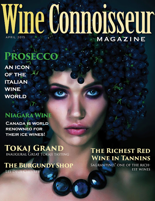 Wine Connoisseur Magazine April 2015