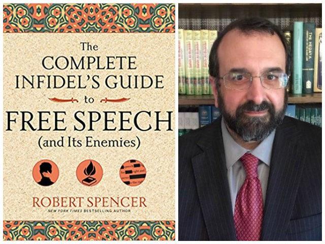Image result for robert spencer free speech
