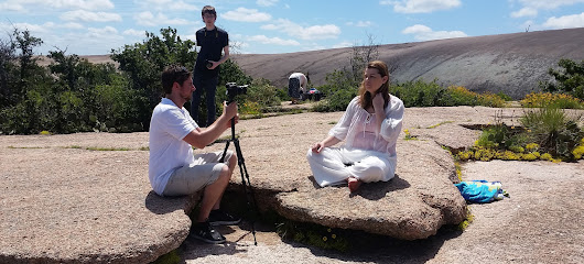 Filming On Location: Enchanted Rock | Way To Go Media