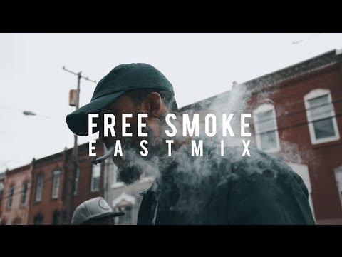 """Free Smoke #EASTMIX"" by Dave Ea$t [Music Video]"