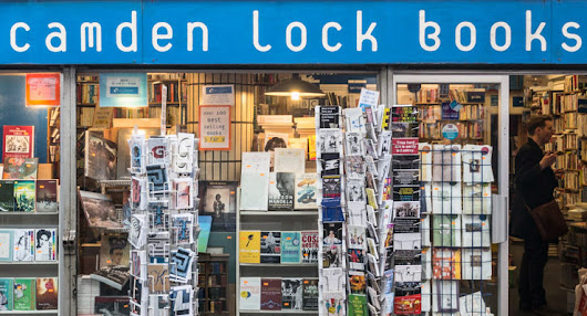 Camden Lock Books - Indie Book Feature #6