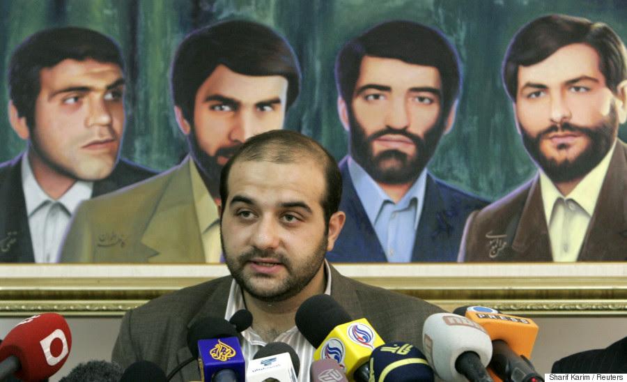 4 iranian diplomats lebanon