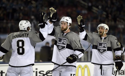 NHL Power Rankings, Week 20: Kings are red-hot, Blackhawks ice cold