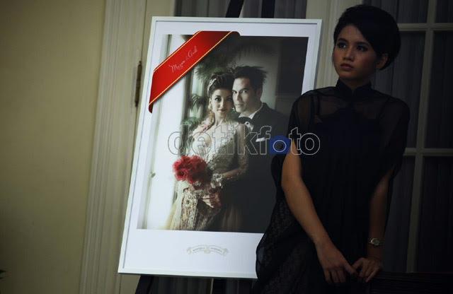 FOTO AKAD NIKAH ATALARIK SYAH - TSANIA MARWAH 2012 Alasan ...