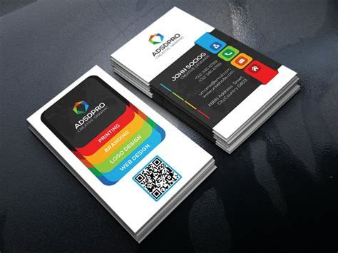 Advertising Business Card ~ Business Card Templates