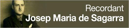 Recordant Josep Maria de Sagarra