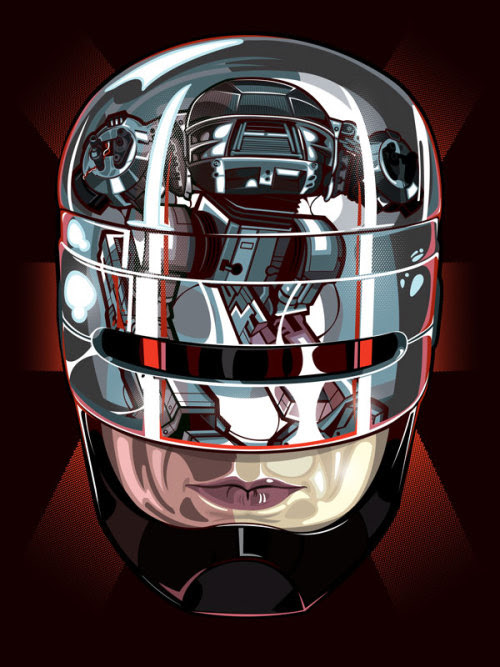 Robocop bySamuel Ho