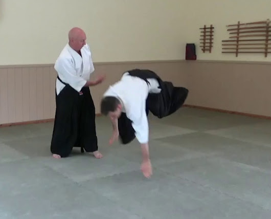 Aikido is for Everyone - Ki Federation of Great Britain