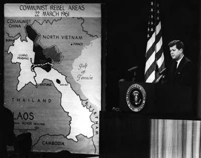 JFK Press Conference - 23 March 1961