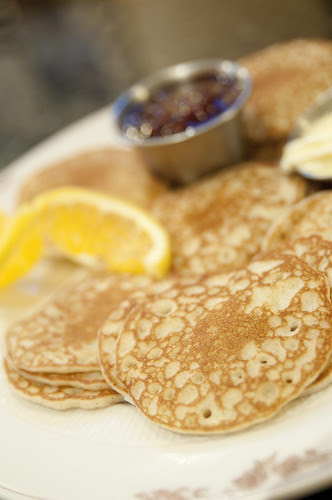 Sears' World Famous 18 Swedish Pancakes, Sears' Fine Food, San Francisco