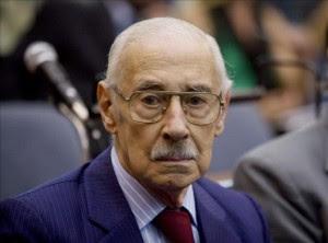 Muere el exdictador argentino Jorge Rafael Videla. EFE