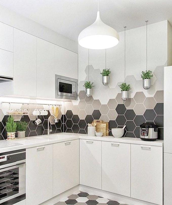 Dapur Kecil Minimalis Unik | Ide Rumah Minimalis