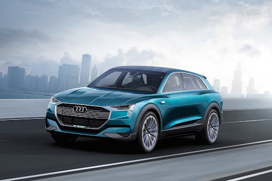 'Audi Wants To Make Cool Electric Cars,' Executives Say
