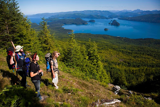 Haida Gwaii: Family adventure in the Canadian Galápagos - Outdoor Families Magazine