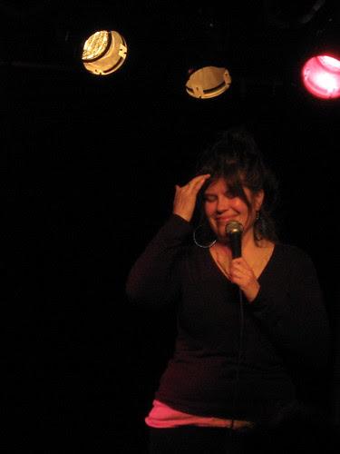 Allison Leber @ Chicago Underground Comedy March 31, 2009