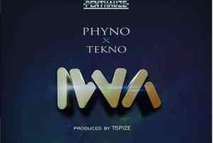 Download Music Mp3:- Phyno Ft Tekno – Iwa