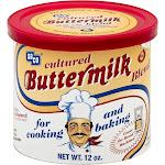 Saco Buttermilk Blend, Cultured - 12 oz