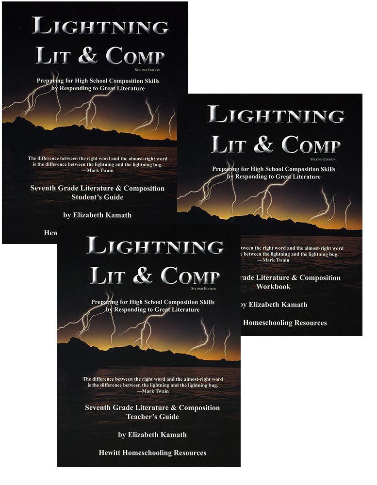 Lightning Lit & Comp Grade 7