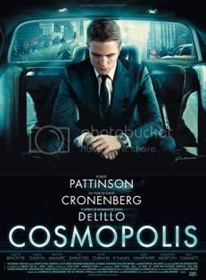 Cosmopolis - Opens in the US August 17th