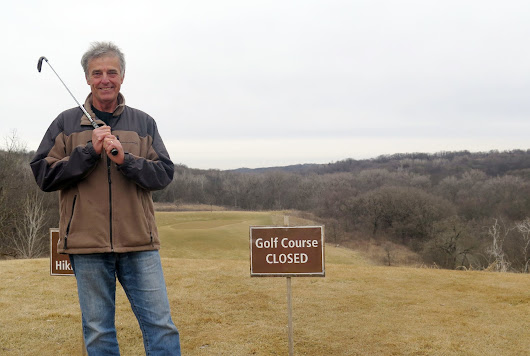 Southern Minn. residents fight to save state park golf course