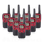 Midland Two Way Radio (10 Radios) Midland-X-TALKER T31VP