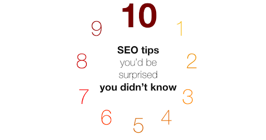 10 SEO Tips You'd Be Surprised You Didn't Know | SEJ