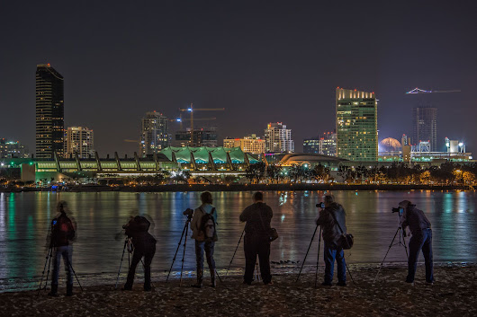 Night Photography Lovers San Diego!