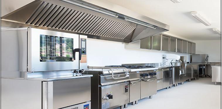 Dekorasi Desain Dapur Warung Makan Terbaru