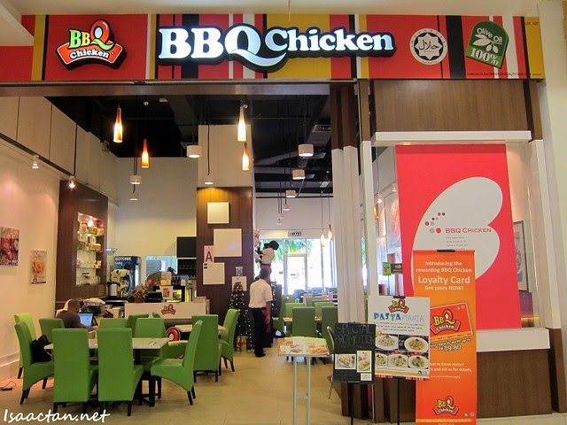 BBQ Chicken Wangsa Walk Mall 6 Outside Photo