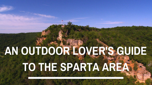 An Outdoor Lover's Guide to the Sparta Area | Franklin Victorian Bed & Breakfast blog