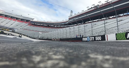 Monday social media updates from Bristol Motor Speedway - It's dry in Bristol baby! Check out what the...