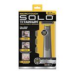 Idea Village 6029418 Micro Touch Solo Flex & Pivot Grooming Kit