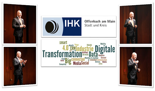Speech at the IHK Event Education and Work in Times of Digital Transformation
