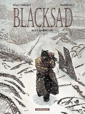 Couverture Blacksad, tome 2 : Artic-Nation