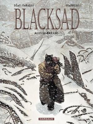 Couverture Blacksad, tome 2 : Artic-Nation
