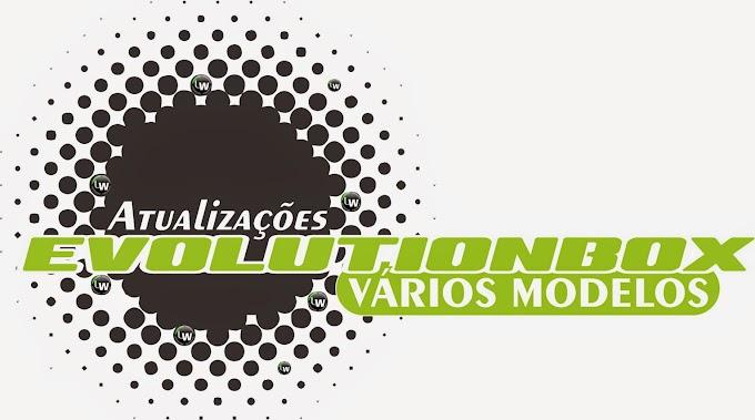 ATUALIZAÇÃO PACOTE EVOLUTIONBOX KEYS 30W E 61W - 29.04.2015