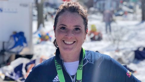 We're just one week away from the 2018 Boston Marathon.Learn what inspired BWH #trauma nurse, Kimberly...