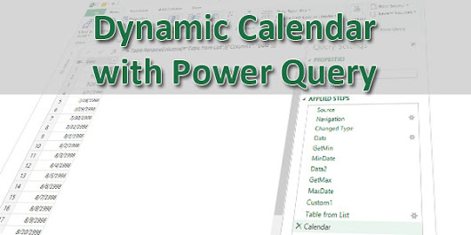 Creating a Dynamic Calendar for Your Data Model