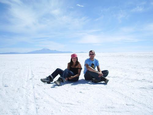 Jody and Amy on salt