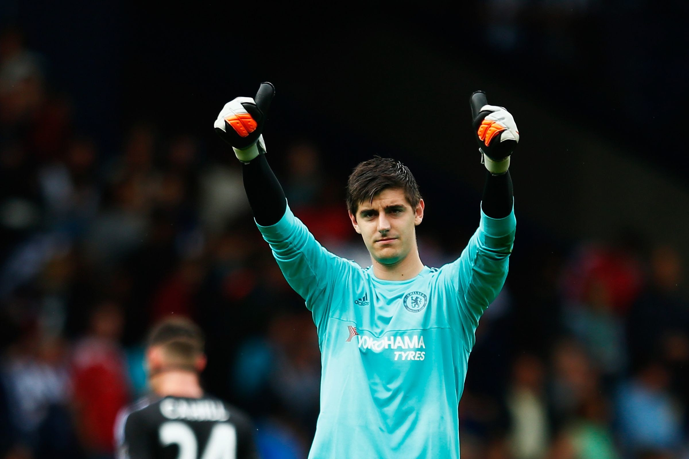 Thibaut Courtois Wallpapers 92 Images