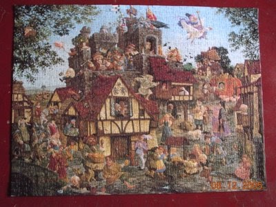 Life As We Know It How To Solve A 1000 Piece Puzzle For