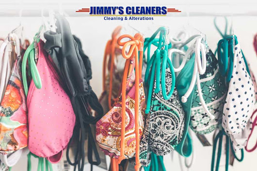 Summer is Here – Use Proper Bathing Suit Care for Your Favorite Beach Look - Jimmy's Cleaners