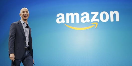 Amazon's Jeff Bezos Outlines How He Tries to Keep Retail Giant in Startup Mode