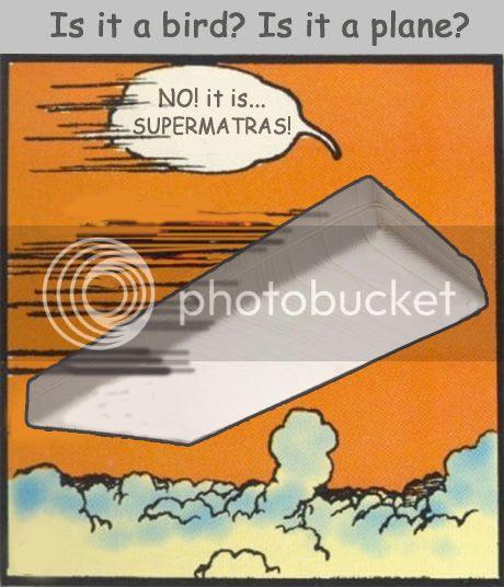 Supermatras!