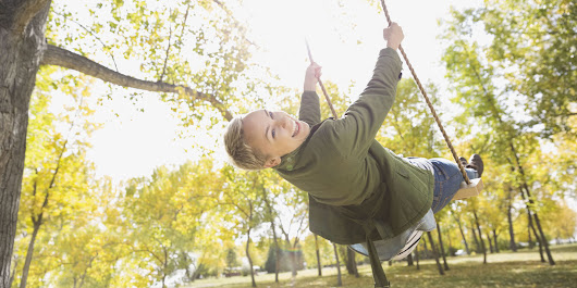 Unleashing your inner child can help combat adult stress