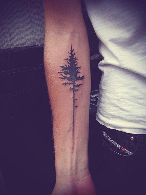 Forearm Tree Tattoo Best Tattoo Design Ideas