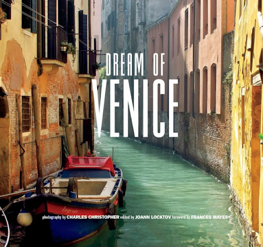 Book Review | Dream of Venice | Ciao Amalfi