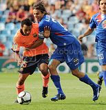 Getafe vs Barca Pictures on 12/09/09